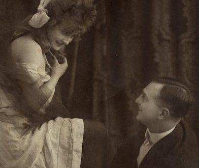 Noc poślubna - jak wyglądała kiedyś?