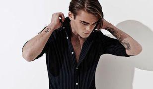 Sobowtór Leonardo DiCaprio podbija świat mody