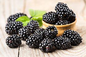 Jeżyny - wartości odżywcze, właściwości lecznicze, kalorie