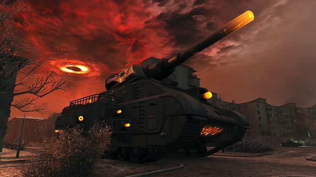 "Halloween w ""World of Tanks"" na PC i konsolach!"