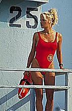 Pamela Anderson tym razem bez psa