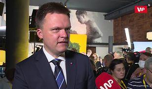 """Szymon Hołownia w jednym zgadza się z Andrzejem Dudą. """"Napiszę o tym książkę"""""""