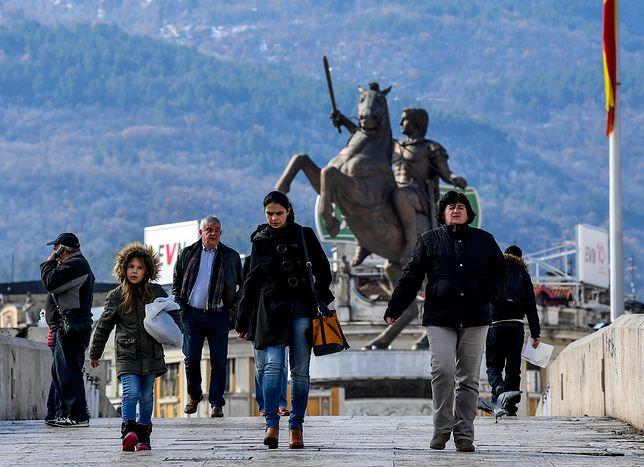 Grecja nie zgadza się, aby północny sąsiad nazywał się Macedonią