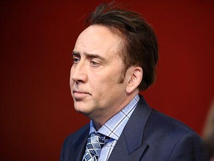 Nicolas Cage poczuje obecność zaginionego syna