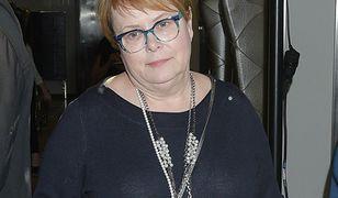 """Ilona Łepkowska była scenarzystką serialu """"M jak Miłość"""""""
