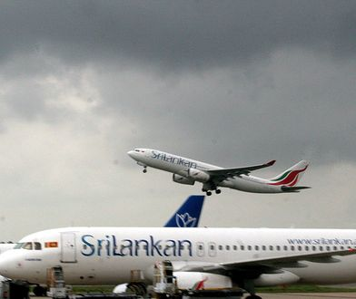Sri Lanka. Bomba w pobliżu lotniska