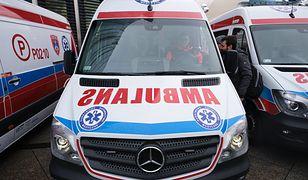 Ranni kursanci trafili do szpitala