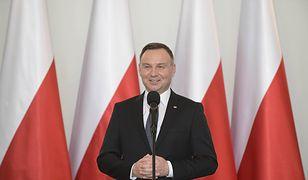 Prezydent Andrzej Duda skomentował wyrok sądu