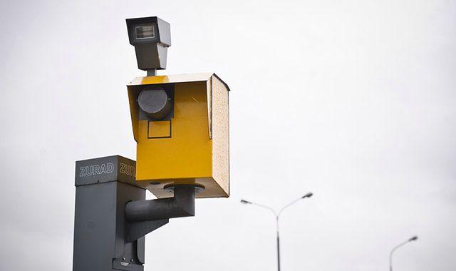 Tyko żółte fotoradary mogą robić zdjęcia