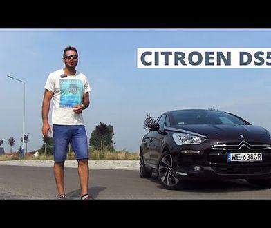 Citroen DS5 1.6 THP 200 KM, 2014 – test AutoCentrum.pl #110