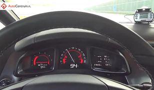Citroen DS5 1.6 THP 200 KM - pomiar spalania/fuel consumption test
