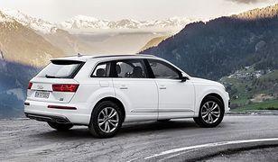 Audi Q7 z nowym silnikiem wysokoprężnym