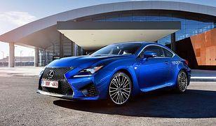 """Nowy Lexus RC z turbodoładowanym """"benzyniakiem"""" 2,0"""