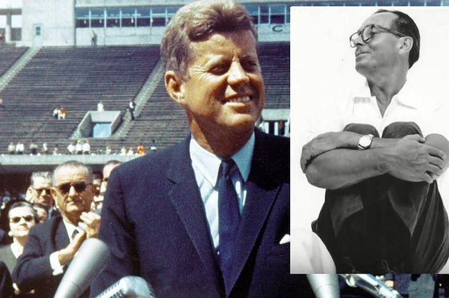 Max Jacobson, czyli dr Feelgood. Jego amfetaminowe kuracje wspierały JFK w drodze na szczyt