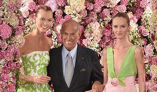 Krótka historia mody: Oscar de la Renta