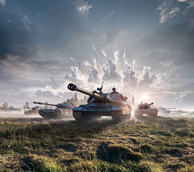 """Gamescom 2018: Nadciągnęła kawaleria. Polskie czołgi w """"World of Tanks"""". W końcu!"""