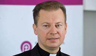 Ks. Paweł Rytel-Andrianik był rzecznikiem Episkopatu przez 5 lat