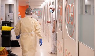 Koronawirus w Polsce. Lekarz z Podlasia trafił do szpitala w Warszawie (zdjęcie ilustracyjne)