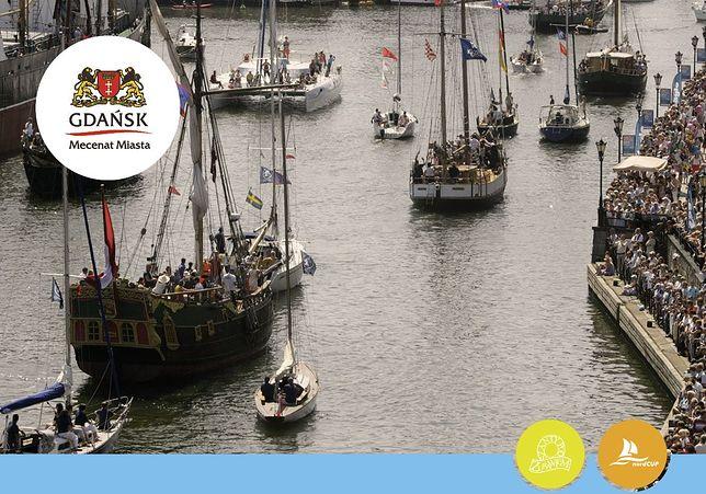 Międzynarodowy Zlot Żeglarski i Festiwal Morski Baltic Sail Gdańsk 2014