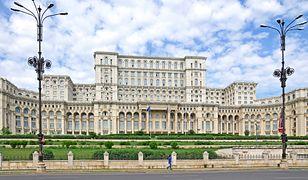 Bukareszt: jeden z największych budynków Europy