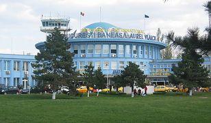 Budynek lotniska Baneasa w Bukareszcie