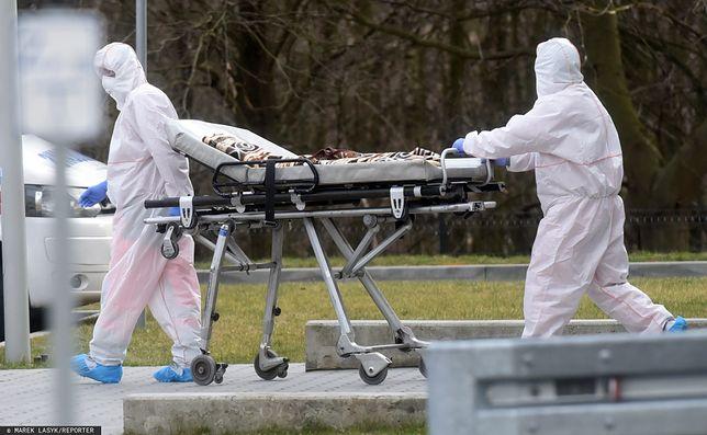 Liczba zgonów z powodu COVID-19 przekroczyła 89 tys.