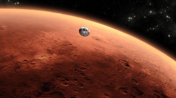 Odkryto ostatnie miejsce, w którym na Marsie mogło być życie