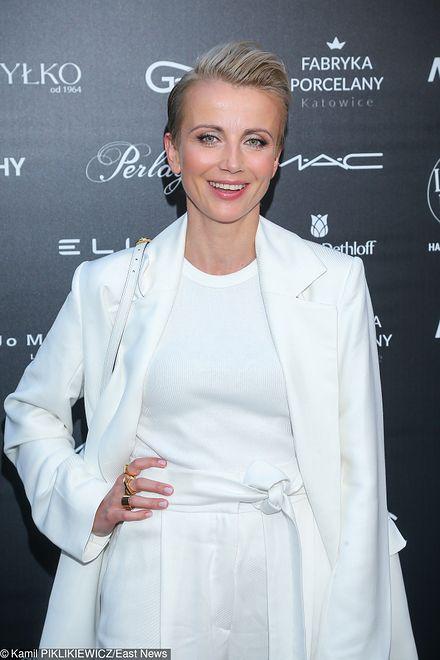 Katarzyna Zielińska jest matką dwójki synów