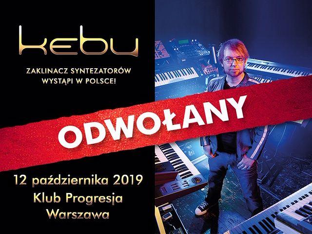 Zaklinacz syntezatorów odwołał koncert w Polsce