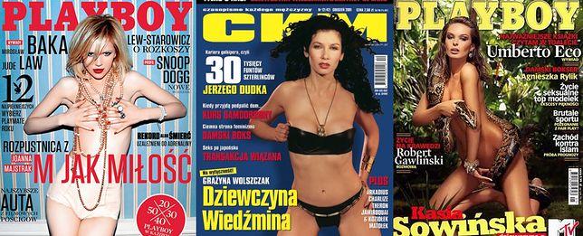 Tylko w WP rozmawiamy z polskimi gwiazdami o ich nagich sesjach