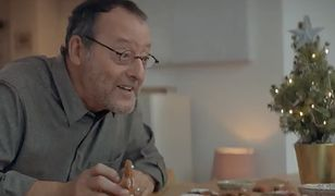 Jean Reno opowiada o Bożym Narodzeniu w Polsce. Nagrał klip