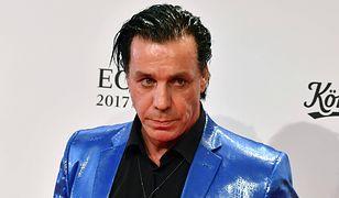 Till Lindemann z Rammstein został oskarżony o napaść i pobicie