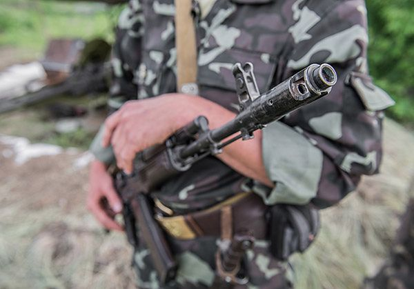 Uchwalono ustawę o zwiększeniu liczebności sił zbrojnych na Ukrainie
