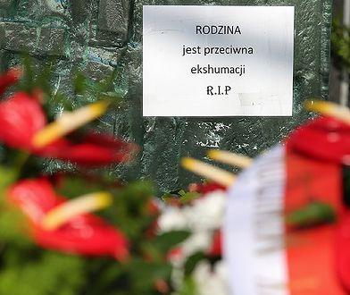 Grób Krystyny Bochenek w Katowicach