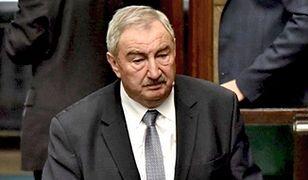 Andrzej Melak w Sejmie