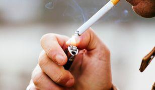Małżeństwo może palić u siebie w domu tylko według ścisłego harmonogramu.