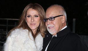 Zmarł mąż i impresario Celine Dion