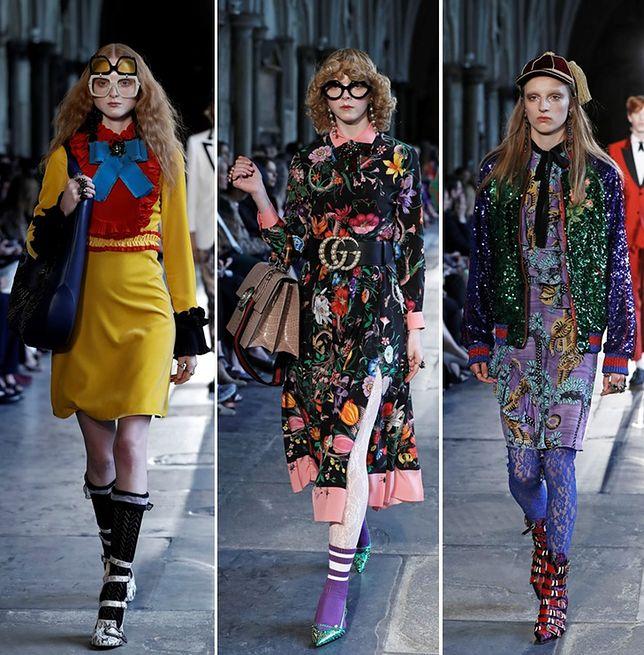 Alessandro Michele odczarowuje Gucci