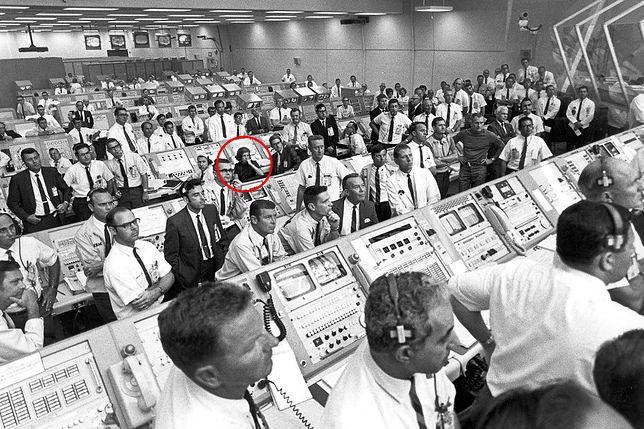 Jo Ann Morgan - jedyna kobieta, która odliczała start Apollo 11