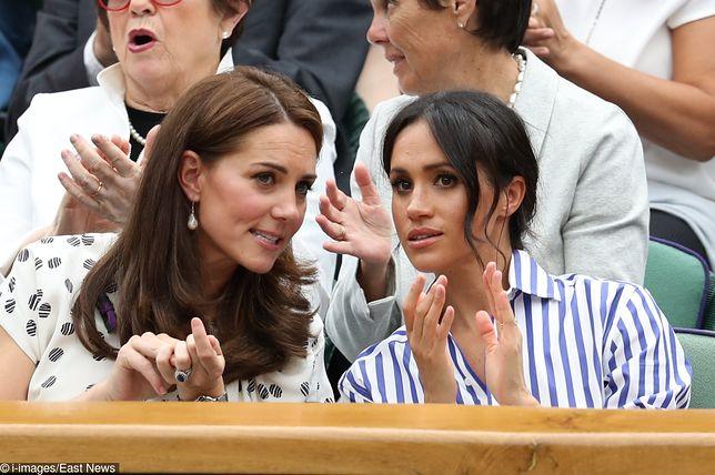 Kate Middleton i Meghan Markle ubierają się w sieciówkach