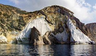 Wyspa Ponza, nieopodal włoskiego miasta Latina