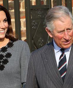 Książę Karol ma słabość do Kate. Woli ją od własnego syna