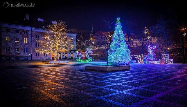 Dziś ostatni dzień z świąteczną iluminacją [WASZE ZDJĘCIA]