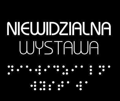 Koronawirus w Warszawie. Niewidzialna wystawa zwróciła się z prośbą o pomoc