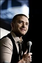 Justin Timberlake ma plany wobec Paris Hilton