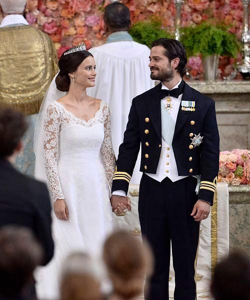 Książę Karol Filip, Sofia Hellqvist