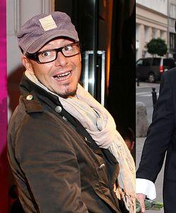 Sławni mężczyźni, który zainwestowali w nowe zęby. Zdjęcia przed i po