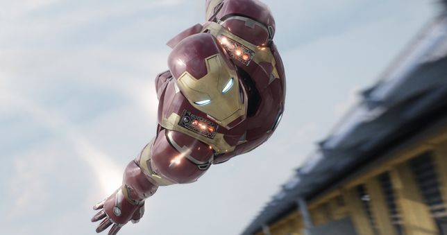 Marvel's Captain America: Civil War  Iron Man/Tony Stark (Robert Downey Jr.)  Photo Credit: Film Frame  �� Marvel 2016
