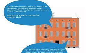 Na Targówku otwiera się miejsce aktywności lokalnej