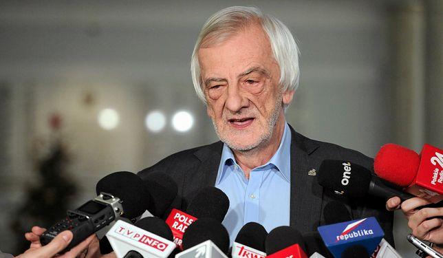 Ryszard Terlecki uważa, że reforma sądownictwa w Polsce interesuje tylko kilku urzędników w Europie